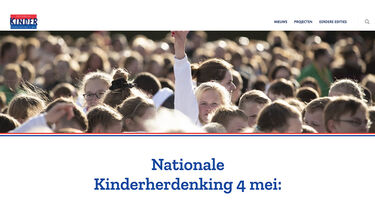 Nationale Kinderherdenking 4 mei