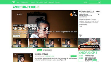 Anorexia eetclub